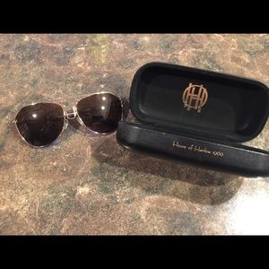 House of Harlow Aviator Sunglasses